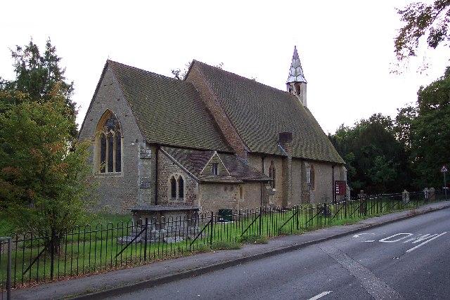 Wyke church