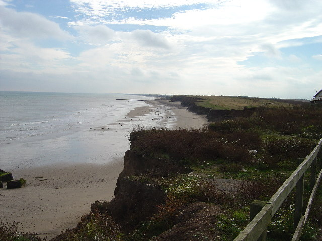 Coast at Barmston