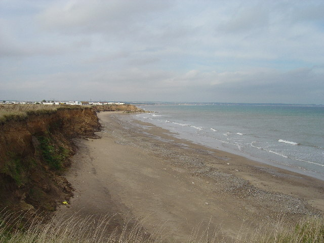Coastal view south of Barmston