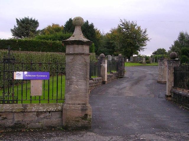 Arkleston Cemetery