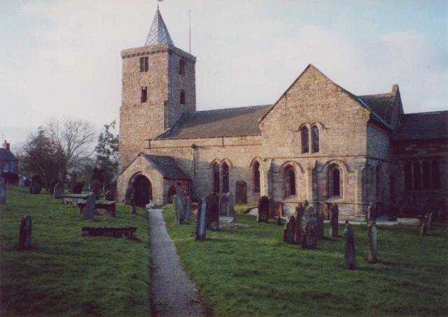Church of St Lawrence, Morland