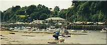 SH5638 : Porthmadog Harbour by Karen Foxall