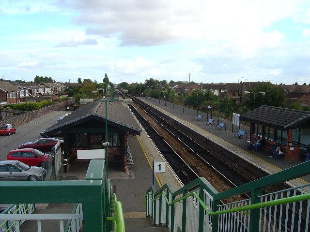 Brough Railway Station