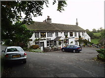 SD9050 : The 'Cross Keys', East Marton, Yorkshire by Dr Neil Clifton
