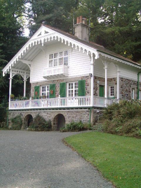 Swiss style chalet , Symonds Park