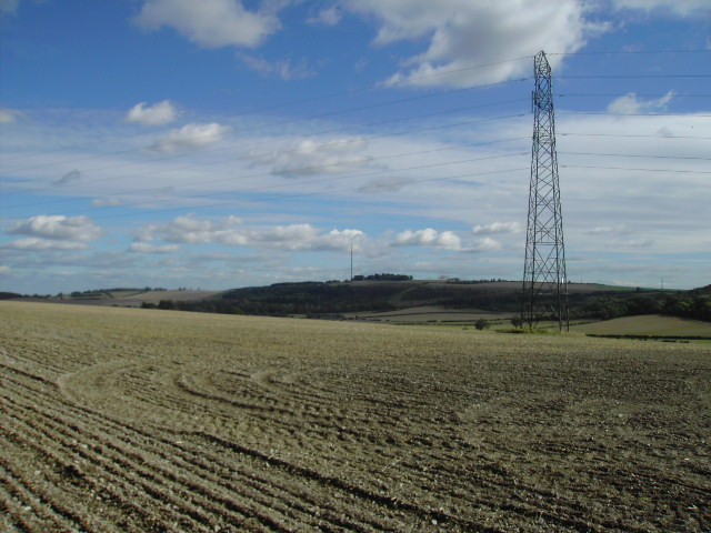 Pylon near Hannington