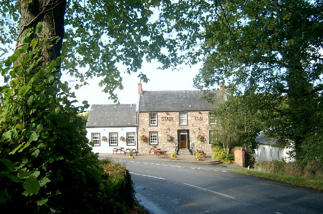 The Stair Inn, Ayrshire