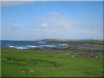 HY2328 : Brough of Birsay by Kirsty Smith