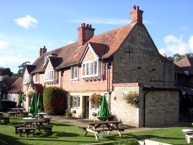 Dog House Hotel, near Frilford Heath