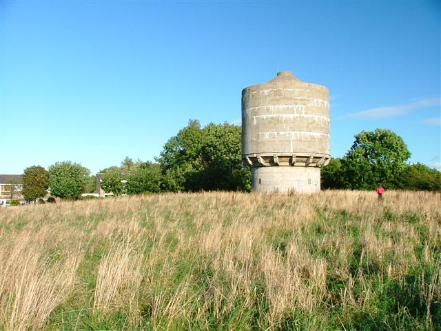 School Aycliffe Water Tower