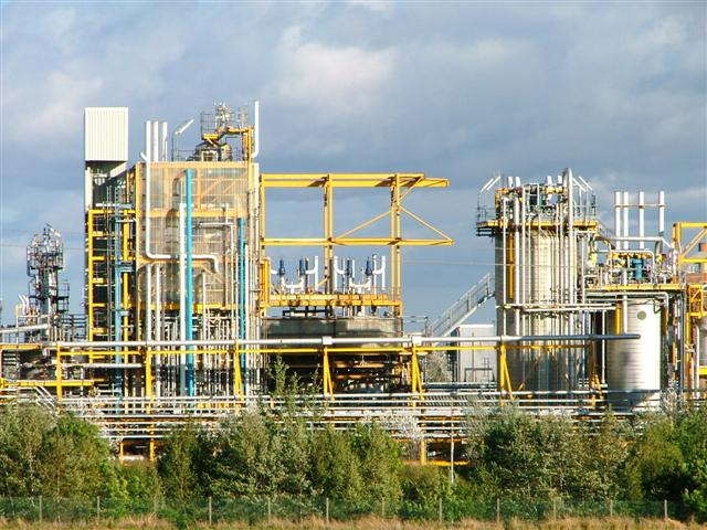 Hydro Polymers PVC Plant