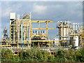 NZ2623 : Hydro Polymers PVC Plant by Mick Garratt
