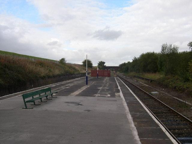 Denton Railway Station
