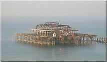 TQ3003 : West Pier by Edward