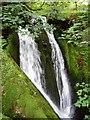 SH6708 : Nant yr Eira waterfall by Rudi Winter