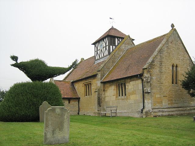 Alstone Church