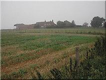 SK6959 : Holywell Farm by Tom Courtney