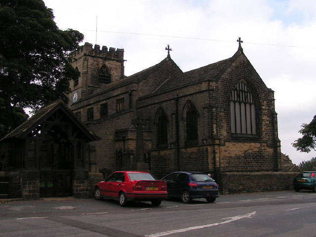 St. Mary's Church, Bolsterstone