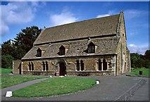 SK8608 : Great Hall, Oakham Castle, Oakham by Christine Matthews