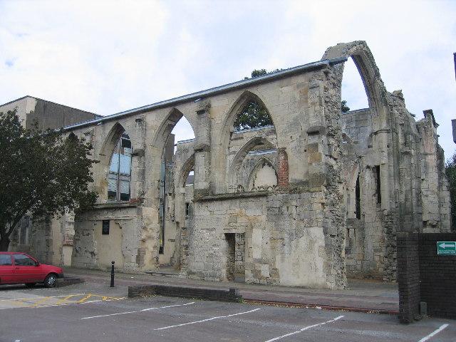 Greyfriars, Gloucester