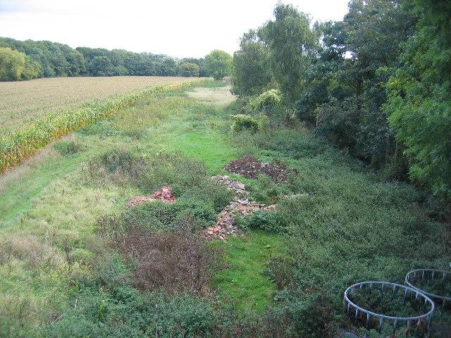 Site of Blaisdon Halt