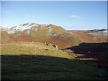 SN7767 : Upper Cwm Teifi by Rudi Winter