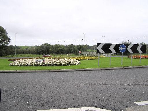 Ballygawley roundabout