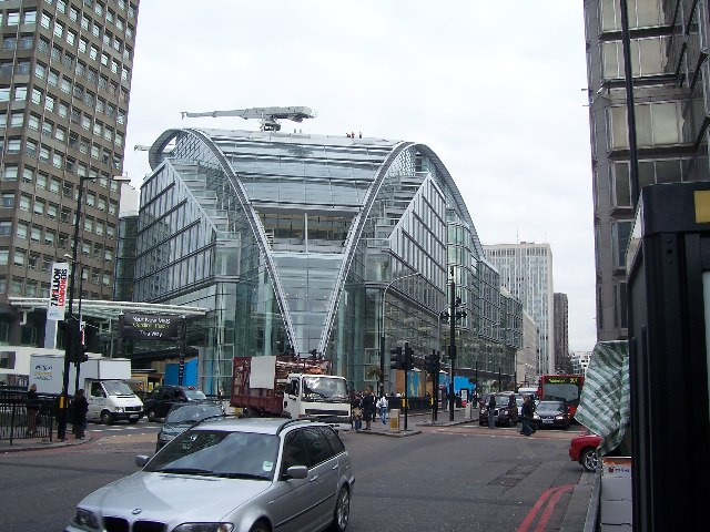 Cardinal Place, corner of Victoria St & Bressenden Place, SW1