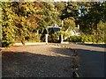NO5103 : Balcaskie Estate gatehouse by Jim Bain