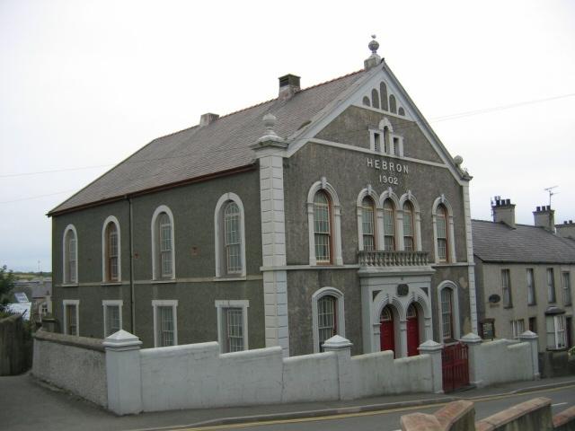 Capel Hebron, Kingsland Hill, Holyhead
