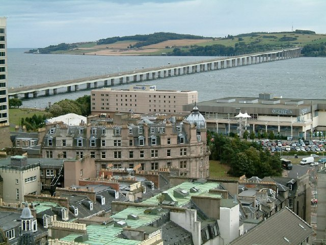 The RiverTay Road Bridge