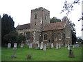 TL1335 : Meppershall parish church, Beds by Rodney Burton