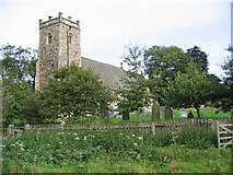 TA1345 : St. Michaels, Catwick by Stephen Horncastle