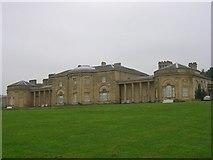 SD8304 : Heaton Hall by Keith Williamson