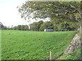 H5472 : Gospel Hall in field by Kenneth  Allen