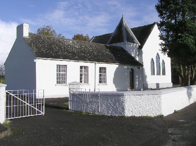 Mayne Methodist Church