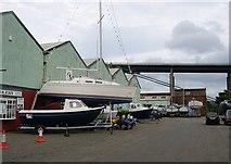 NT1278 : Port Edgar marina. by Richard Webb
