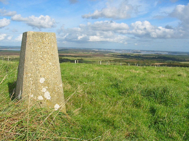 Trig Station, Knowle Hill, Dorset.