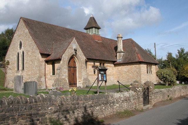 Clifford's Mesne Church