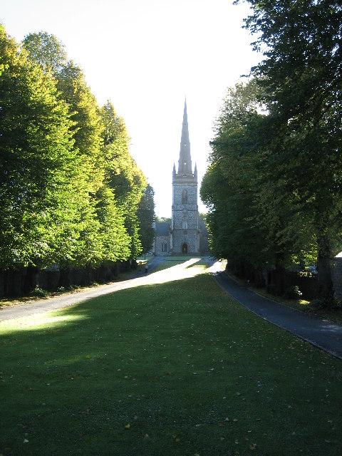 St Malachy's, Hillsborough