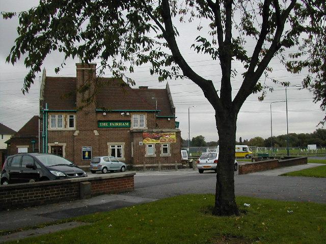 The Fairham Pub, Clifton, Notts