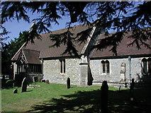 SU0460 : ETCHILHAMPTON, Wiltshire by ChurchCrawler