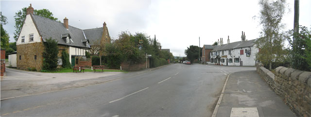 Harby, Leicestershire