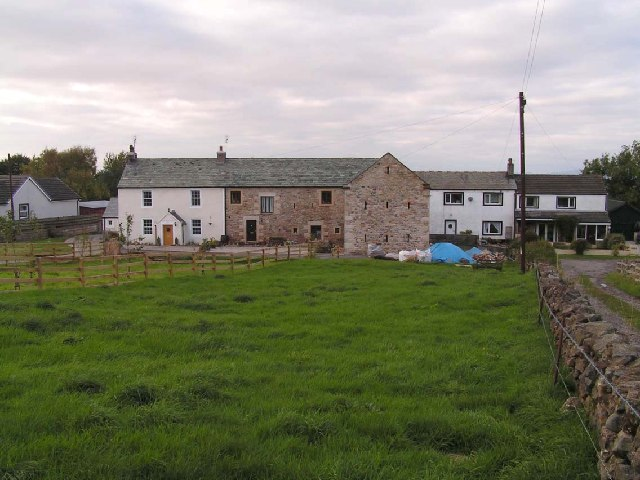 House and Barn Conversion, Gilcrux
