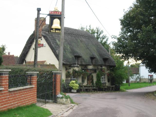 The Bell Inn, Chearsley
