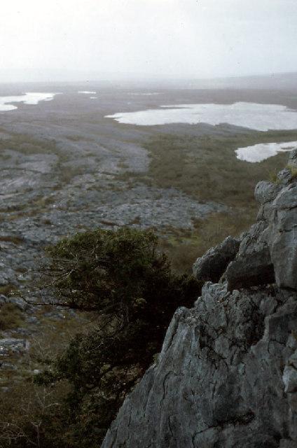 Lough Gealain: Burren National Park