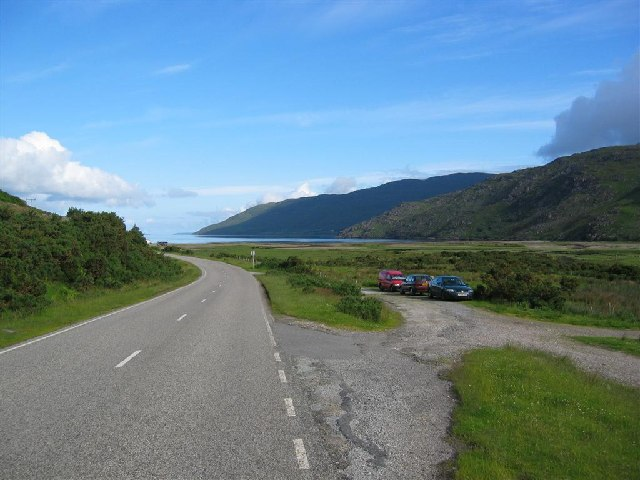 A832, Lay-by, Dundonnell