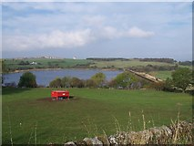 NS3572 : Auchendores Reservoir by william craig