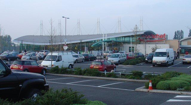 Norton Canes Motorway Services M6 Toll