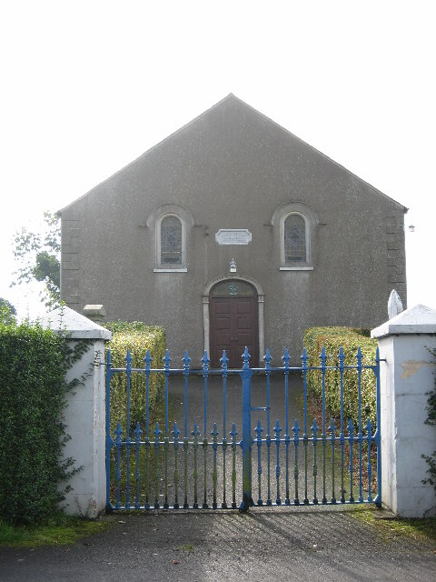 Former Killaney Presbyterian Church